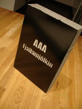 AAA / Fjallamjólkin ( Mountain Milk )  ( 2008 )