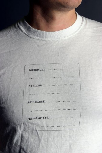 Discussion T-Shirt  ( 2002 )