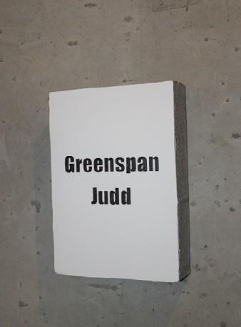 Greenspan - Judd ( 2009 )