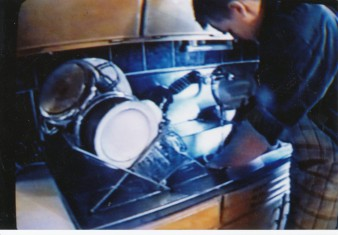 Doing the dishes for people  ( 1995 )