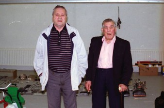 Two Sailors, Invitation  ( 1995 )