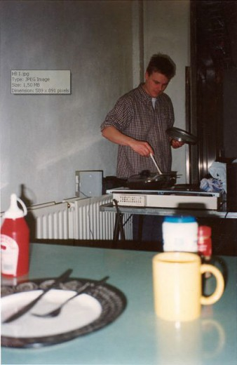 Cooking Lunch, Invitation ( 1996)